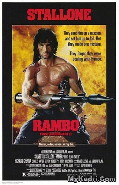 Download Movie რემბო 2 / Rambo – First Blood Part II