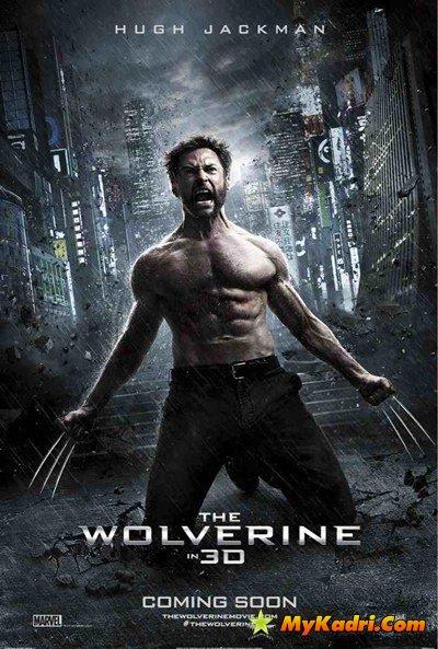 სამურავი - უკვდავი / The Wolverine