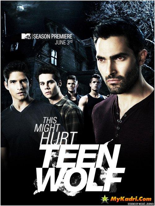 თინეიჯერი მგელი - სეზონი 3 ქართულად / Teen Wolf - Season 3