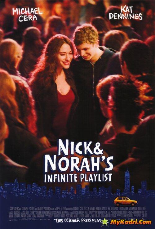გახდი ჩემი შეყვარებული ხუთი წუთით / Nick and Norah's Infinite Playlist