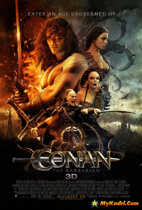 კონანი / Conan the Barbarian