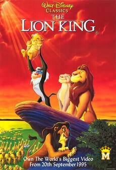 Lion King Trilogy Set DVD Includes All 3 Movies  Pristine