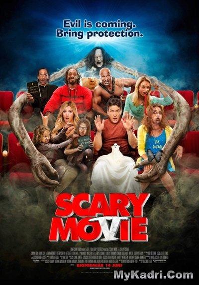 ძალიან საშიში კინო 5 Scary Movie 5