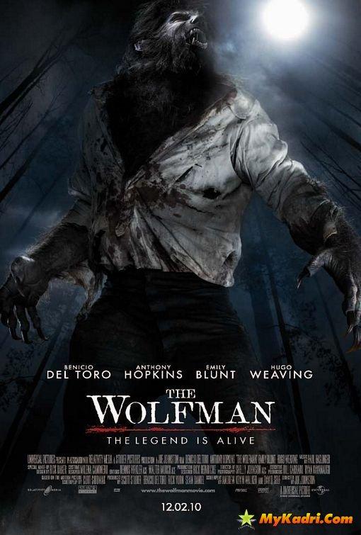 ადამიანი მგელი / The Wolfman