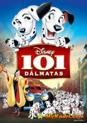 One Hundred and One Dalmatians / 101 დალმატინელი