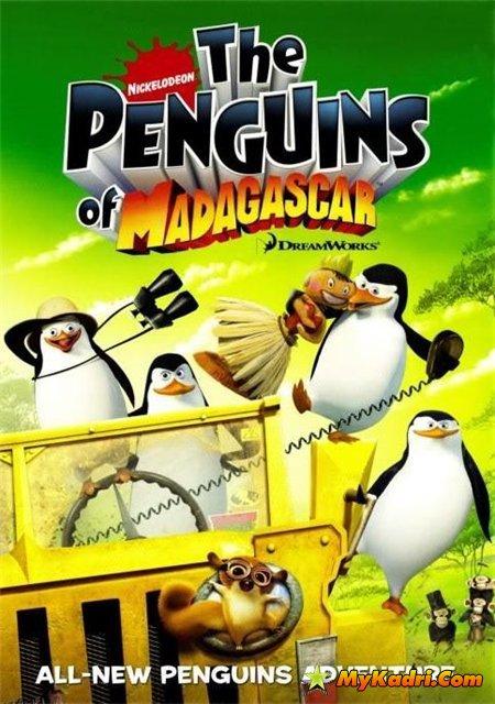 მადაგასკარის პინგვინები / The Penguins of Madagascar