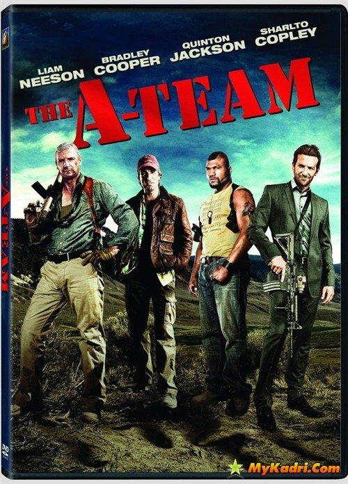 გუნდი 'ა' / The A-Team