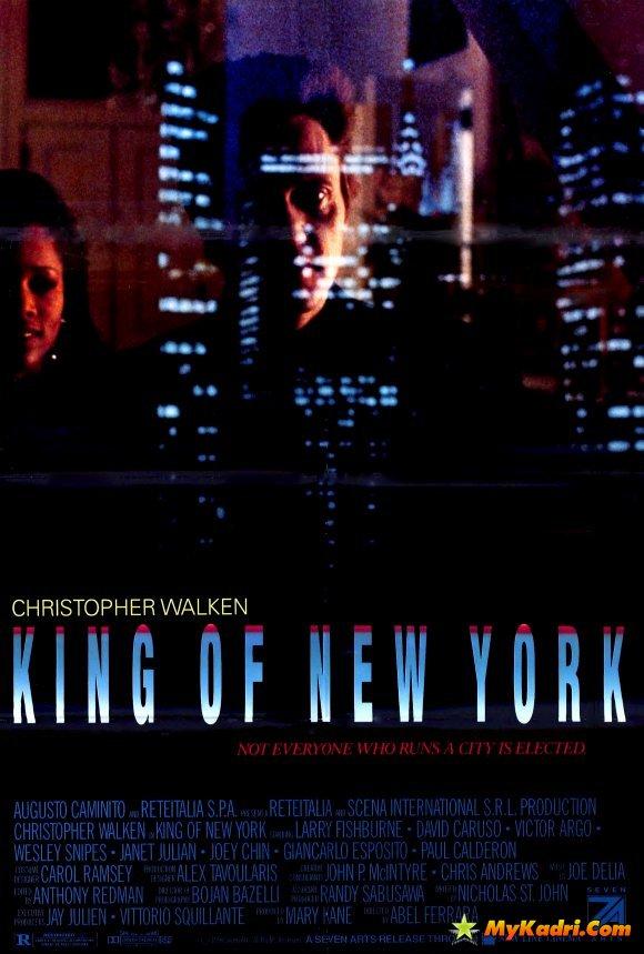 ნიუ–იორკის მეფე / King of New York