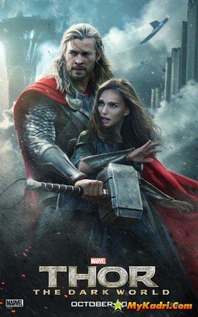 თორი 2 ბნელი სამყარო / Thor: The Dark World
