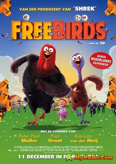 ინდაურები / Free Birds