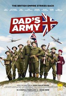 მამის არმია, DAD'S ARMY