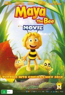 Maya the Bee Movie, ფუტკარი მაია: ფილმი
