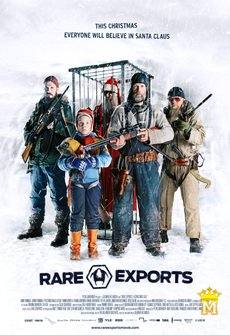 სანტა გასაყიდად, RARE EXPORTS: A CHRISTMAS TALE
