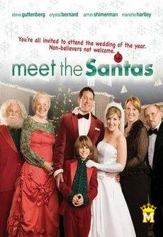 გაიცანით სანტას ოჯახი, MEET THE SANTAS