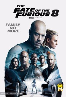ფორსაჟი 8 / The Fate of the Furious