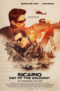 სიკარიო 2 / Sicario: Day of the Soldado