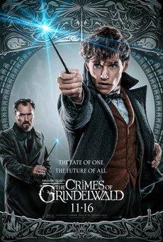 ჯადოსნური ცხოველები: გრინდელვალდის დანაშაული / Fantastic Beasts: The Crimes of Grindelwald