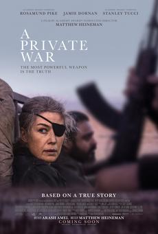 პირადი ომი / A Private War