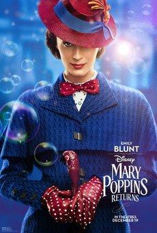 მერი პოპინსი / Mary Poppins Returns