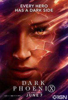 იქს-ადამიანები: ბნელი ფენიქსი / X-Men: Dark Phoenix