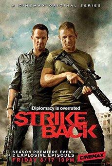 საპასუხო დარტყმა / Strike Back
