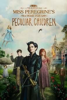 მის პერეგრინის სახლი უჩვეულო ბავშვებისთვის, MISS PEREGRINE'S HOME FOR PECULIAR CHILDREN