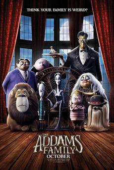 ადამსების ოჯახი / The Addams Family