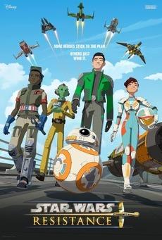 ვარსკვლავური ომები წინაღმდეგობა / Star Wars Resistance