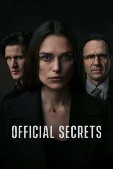 ოფიციალური საიდუმლოებები / Official Secrets