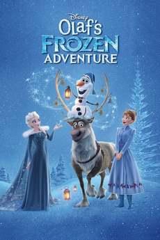 ოლაფის გაყინული თავგადასავალი / Olafs Frozen Adventure