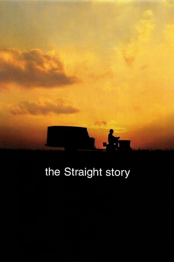 ჩვეულებრივი ამბავი / The Straight Story