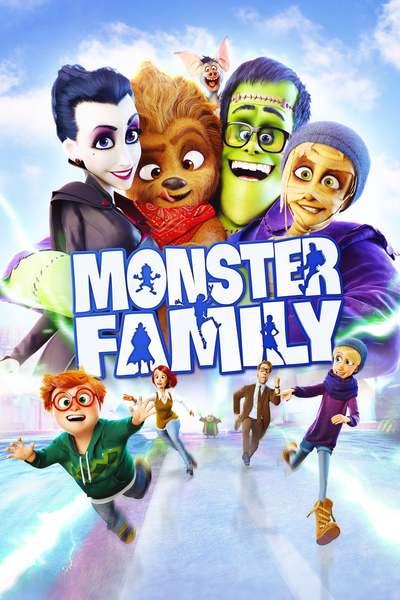 მონსტრების ოჯახი / MONSTER FAMILY