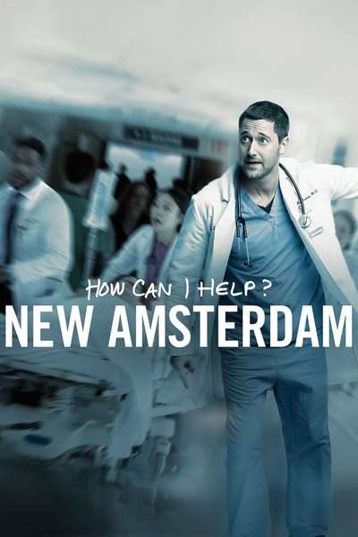 ახალი ამსტერდამი / New Amsterdam