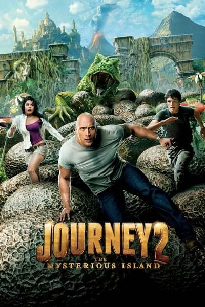 მოგზაურობა 2:იდუმალი კუნძული / Journey 2: The Mysterious Island