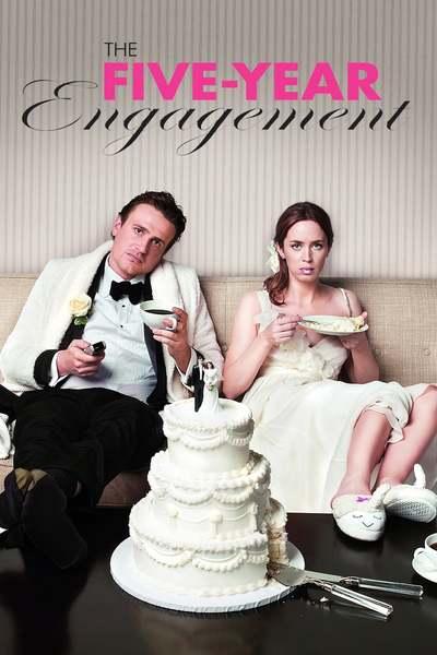 თითქმის დაქორწინებულები / The Five-Year Engagement