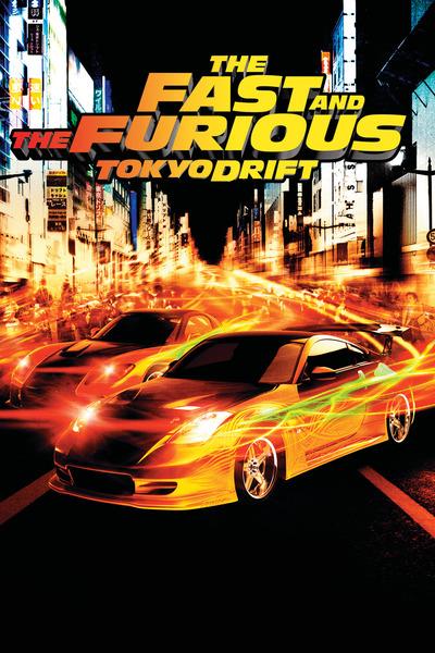სამმაგი ფორსაჟი / The Fast and the Furious- Tokyo Drift