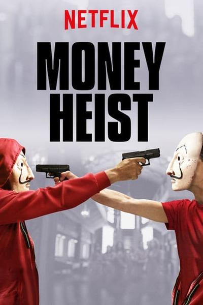 ქაღალდის სახლი / Money Heist