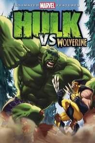ჰალკი სამურავის წინააღმდეგ / Hulk vs Wolverine
